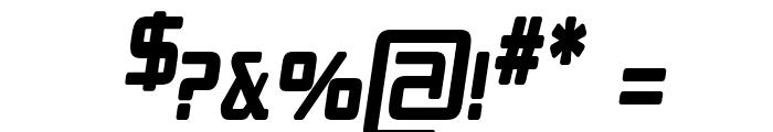 Republika Cnd Bold Italic Font OTHER CHARS