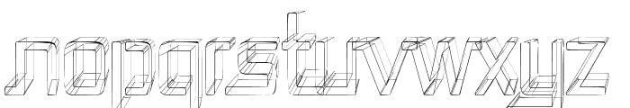 Republika Cnd - Sketch Font UPPERCASE