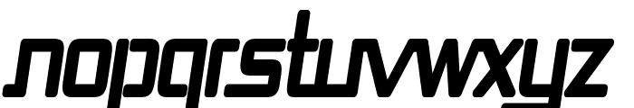 Republika Cnd - Ultra Italic Font UPPERCASE