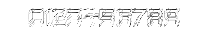 Republika II Cnd - Sketch Font OTHER CHARS