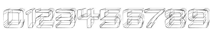 Republika II - Sketch Font OTHER CHARS