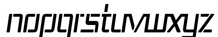 Republika III Cnd Italic Font UPPERCASE