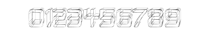 Republika III Cnd - Sketch Font OTHER CHARS