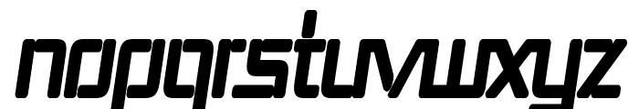 Republika III Cnd - Ultra Italic Font UPPERCASE
