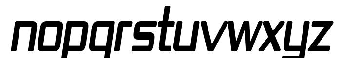 Republika IV Cnd Bold Italic Font UPPERCASE