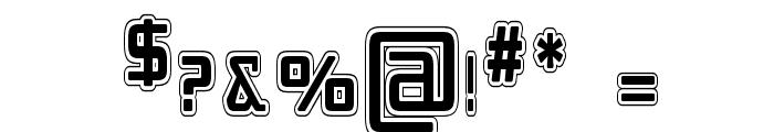 Republika IV Cnd - College Font OTHER CHARS