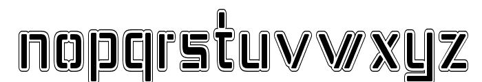 Republika IV Cnd - College Font LOWERCASE