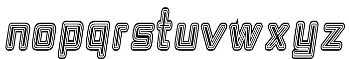 Republika IV Cnd - Maze Italic Font UPPERCASE