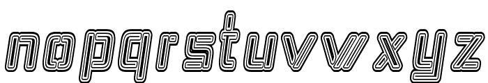 Republika IV Cnd - Maze Italic Font LOWERCASE