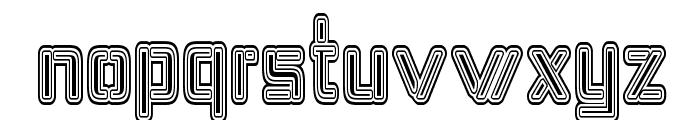 Republika IV Cnd - Maze Font LOWERCASE