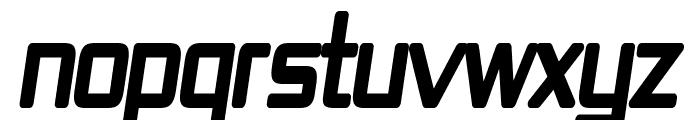 Republika IV Cnd - Ultra Italic Font UPPERCASE