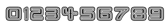Republika IV - Maze Font OTHER CHARS