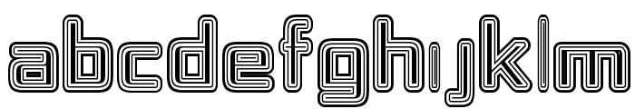 Republika IV - Maze Font UPPERCASE