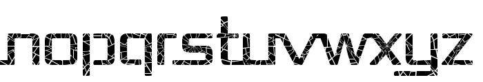 Republika - Shatter Font UPPERCASE