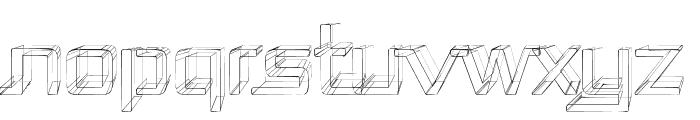 Republika - Sketch Font UPPERCASE