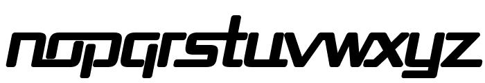 Republika - Ultra Italic Font LOWERCASE