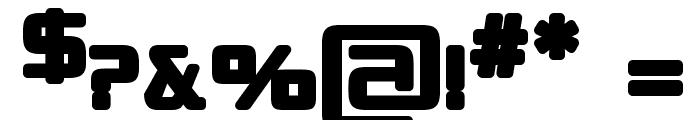 Republika - Ultra Font OTHER CHARS