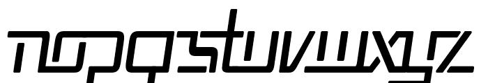 Republika V Cnd Italic Font UPPERCASE