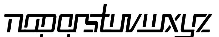 Republika V Cnd Italic Font LOWERCASE