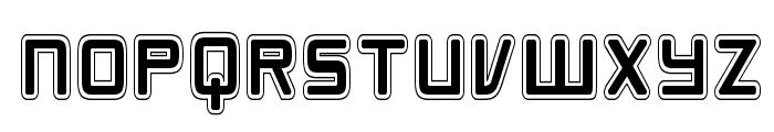 Republikaps Cnd - College Font UPPERCASE