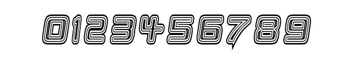 Republikaps Cnd - Maze Italic Font OTHER CHARS