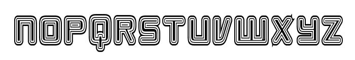 Republikaps Cnd - Maze Font UPPERCASE