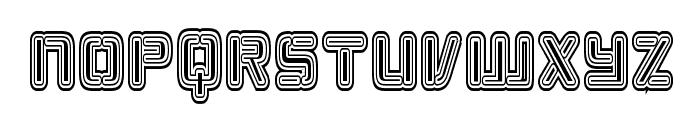 Republikaps Cnd - Maze Font LOWERCASE