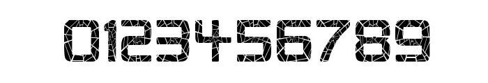 Republikaps Cnd - Shatter Font OTHER CHARS