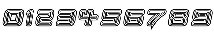 Republikaps - Maze Italic Font OTHER CHARS