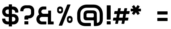Requesta Regular Font OTHER CHARS