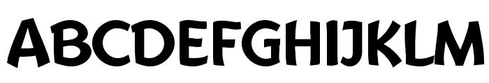 ResPublica Font UPPERCASE