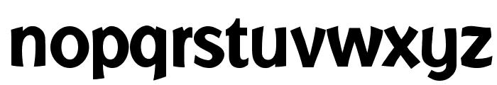 ResPublica Font LOWERCASE