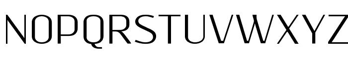 Resagnicto Font UPPERCASE