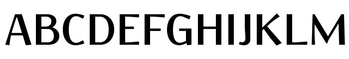 Resagokr Bold Font UPPERCASE