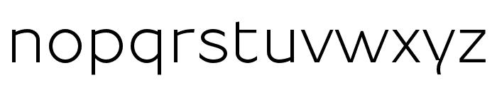 Resamitz Font LOWERCASE