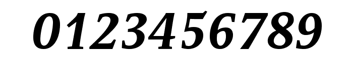 Resavska BG-Bold Italic Font OTHER CHARS