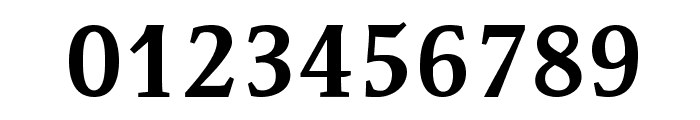 Resavska BG-Bold Font OTHER CHARS