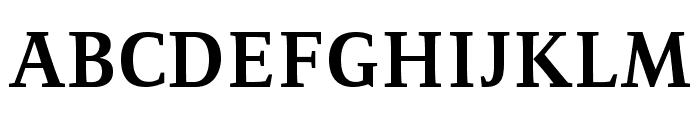 Resavska BG-Bold Font UPPERCASE