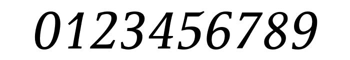 Resavska BG YU-Italic Font OTHER CHARS