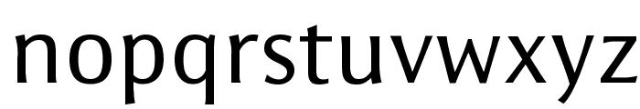 ResavskaBGSans Font LOWERCASE