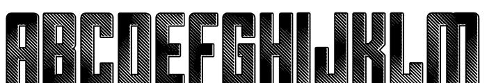 Resistance is Futile Font UPPERCASE