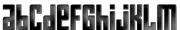Resistance is Futile Font LOWERCASE