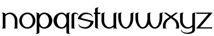 Respingo Font LOWERCASE