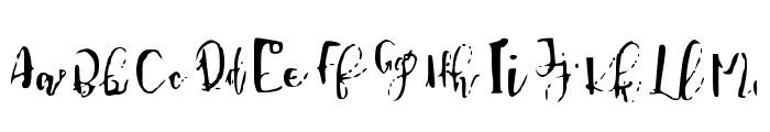 Resumesarea.com Regular Font UPPERCASE