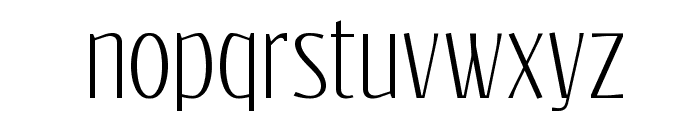 Reswysokr Font LOWERCASE