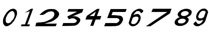 Retardo Italic Font OTHER CHARS