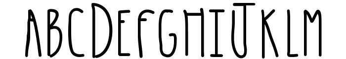 RetroElectro Font UPPERCASE