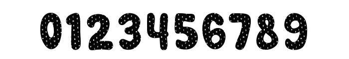RetrofieldDemoTextured Font OTHER CHARS