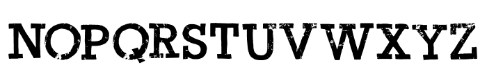 Return Policy DEMO Regular Font UPPERCASE
