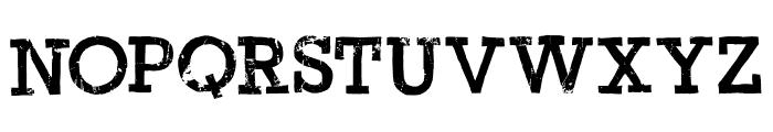 Return Policy DEMO Regular Font LOWERCASE